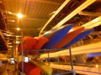 長良川センター艇庫