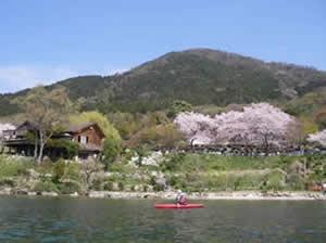 琵琶湖近江八幡
