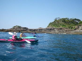 九龍島の無人島探検